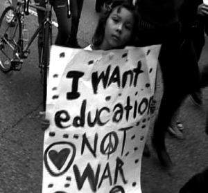 education-not-war-300x279