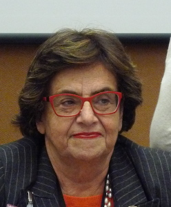 Joanna  at UN ECE NGO Forum