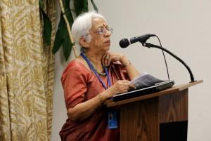Asha Gambhir at CSW60