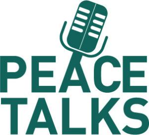 Peace talks green