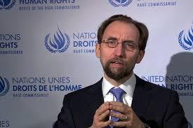 Zeid Ra'ad Al Hussein - UN photo