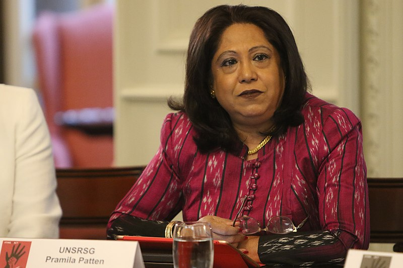 Pramilla Patten UN Women Executive Director a.i. Image by Foreign and Commonwealth Office at https://flickr.com/photos/10246637@N04/32147217438 licensed under the terms of the cc-by-2.0.